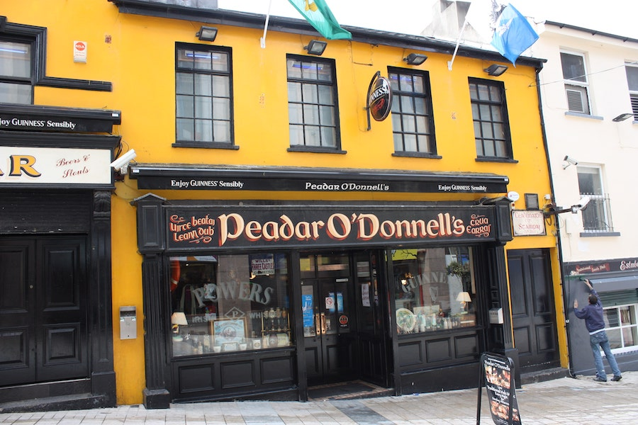 Peadar O'Donnell's