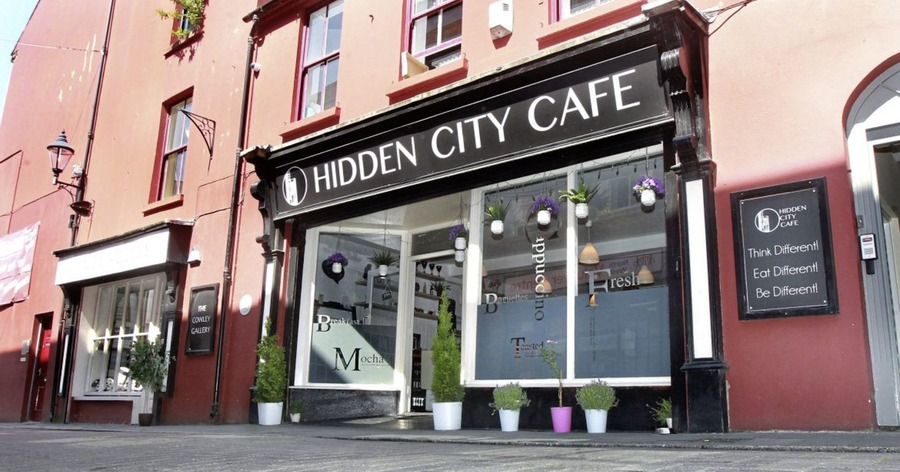 Hidden Sweet Cafe